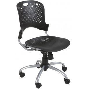 Circulation Armless Office Task Chair