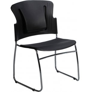 Reflex Stackable Guest Chair - Twin-Pack