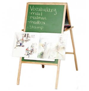 Teacher Magnetic Classroom Easel