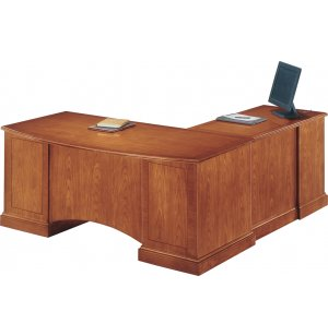 Belmont Left Computer L-Shaped Office Desk