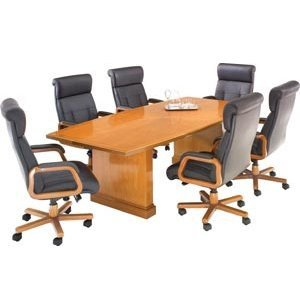 Belmont Boat Conference Table