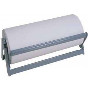 Horizontal All-In-One Paper Roll Dispenser