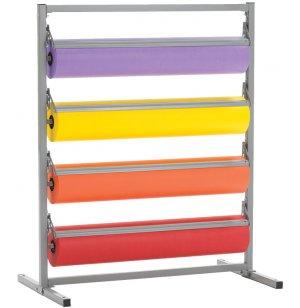 Horizontal 4-Deck Tower Paper Roll Dispenser