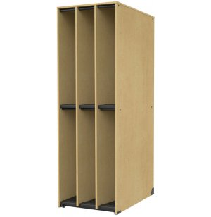 Band-Stor Acoustic Guitar Storage - 6 Compartments