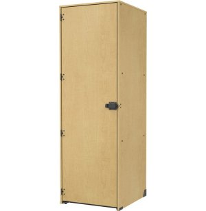 Band-Stor Instrument Locker - Solid Door, 3 Lg Compartments