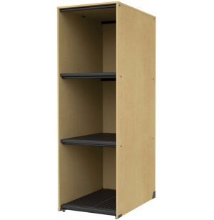Band-Stor Instrument Storage - 3 Lg Extra-Deep Compartments