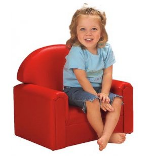 Toddler Vinyl Chair