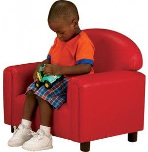 Preschool Chair in Vinyl