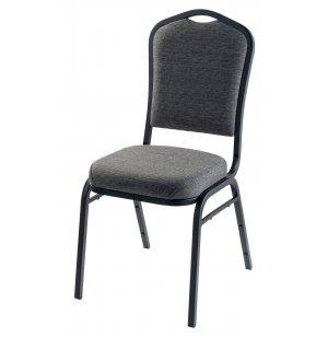 Premium Fabric Stacking Chair