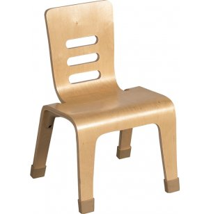 Bentwood Natural Preschool Chair