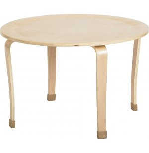 Round Bentwood Play Table