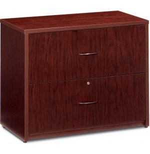 Genoa Lateral File Cabinet with Lock