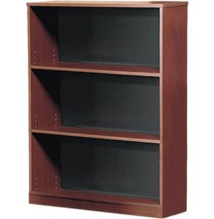 3MM Edge Banded Bookcase - 1 Inch Core