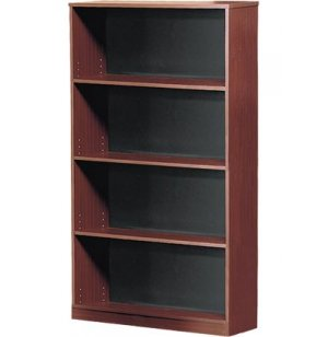 3MM Edge Banded Bookcase - 1 Inch Sides & Shelves