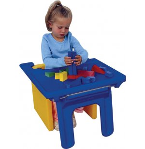 Edutray for Preschool Cube Chairs