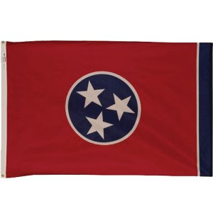 Nylon Outdoor Tennessee State Flag