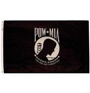 POW/MIA Flag - Double Seal