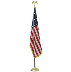 American Flag  Presentation Set