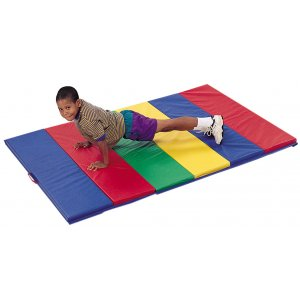 Feather-Lite Rainbow Panel Folding Mat