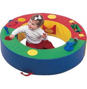 Infant Soft Play Ring Nesting Circle