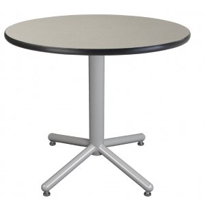 Boost Round Café Table - Quad Base, 30