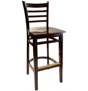Burlington Wooden Bar Stool