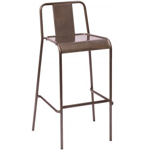 Tara Steel Bar Stool