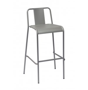 Tara X Outdoor/Indoor Steel Bar Stool