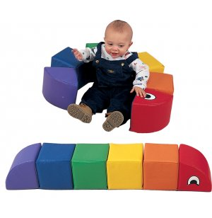 Baby Inchworm Soft Play Form