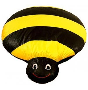 Mamma Bumblebee Pillow
