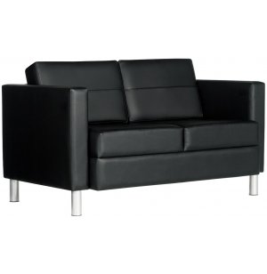 CITI Leather Two-Seat Sofa