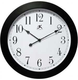 Nexus Oversized Decorative Classroom Wall Clock