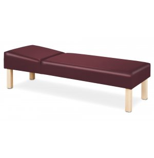 First Aid Recovery Couch with Wooden Legs