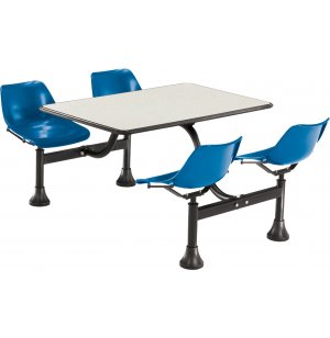 Cluster Seating Table - Laminate Top