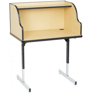 8700 Series Study Carrel 24x36