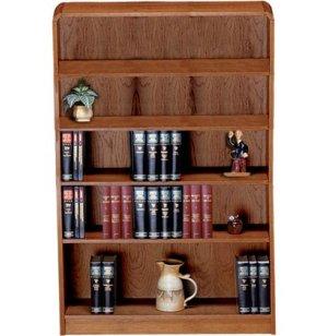 Classic Radius Bookcase