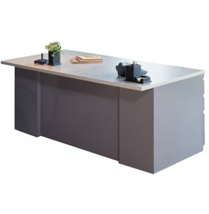 Double-Pedestal Office Desk