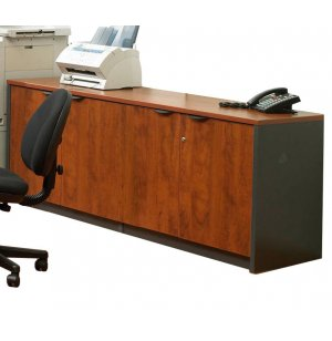 School Office Locking Storage Credenza