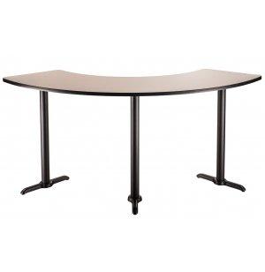 108° Curve Café Table -