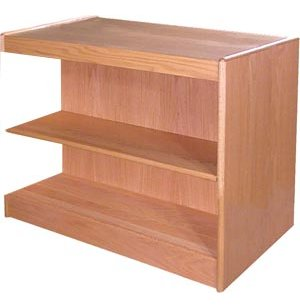 Echelon Double Sided Library Shelving - Adder