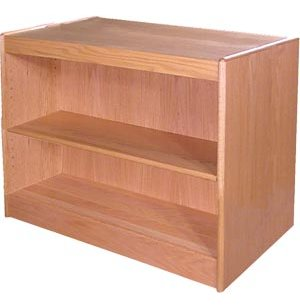 Echelon Double Sided Library Shelving - Starter