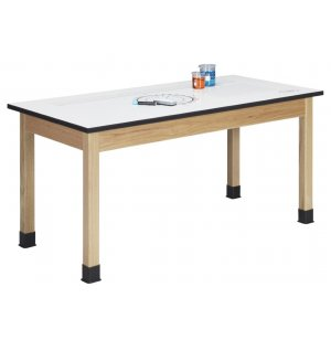 Imprint Whiteboard STEM Table, Oak