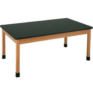 Premium Lab Table with ChemGuard Top