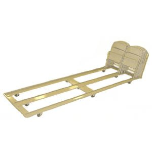 Double-Wide Chair Truck-Cap. 120
