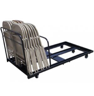 Double-Wide Chair Truck-Cap. 96