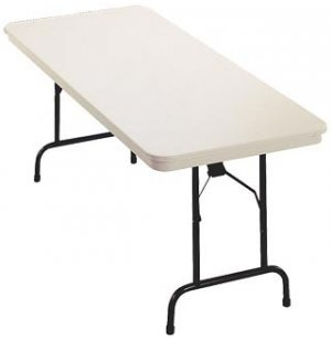 Duralite Rectangle Table
