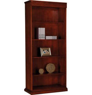 Del Mar Left Hand Facing Bookcase