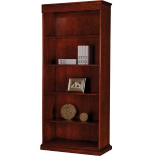 Del Mar Right Hand Facing Bookcase