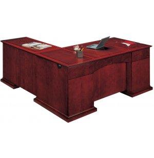 Del Mar Right Exec. L Office Desk