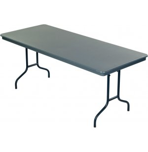 Dynalite Lightweight Plastic Folding Table